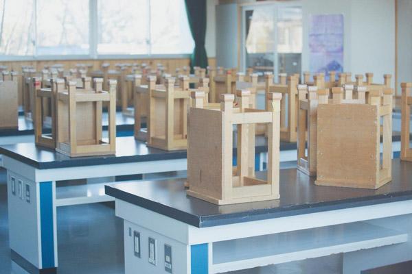 高校化学の教室