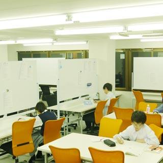 渋谷教室の風景