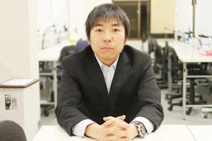 WAYS池袋教室 室長三田先生