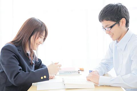 学校の宿題をサポート