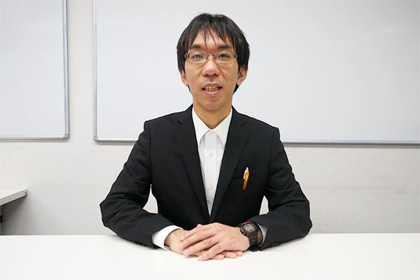 WAYS南浦和教室 室長中津川先生