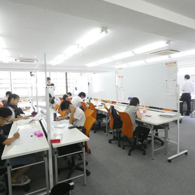 市ヶ谷教室の風景