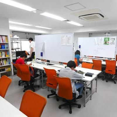 吉祥寺教室の風景