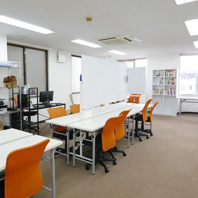 立川教室の風景