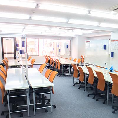 横浜教室の風景