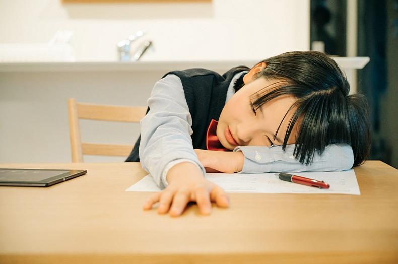 定期テストに対する意識が低い